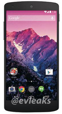 R Paration Lg Nexus 5 D821