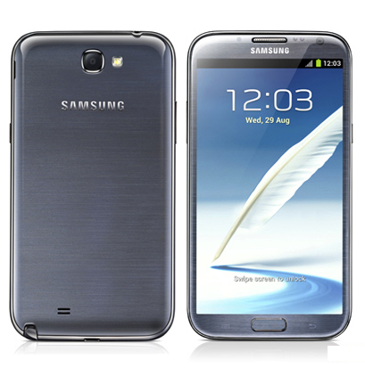 R Paration Samsung Galaxy Note 2 Bordeaux